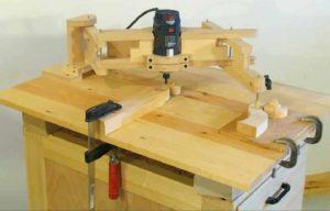 Самодельный фрезерный станок по дереву для домашней мастерской: видео и фото