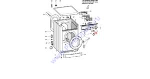 Как разобрать стиральную машину Индезит: инструкции и рекомендации