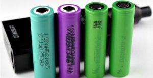 Как выбрать лучший аккумулятор для электронной сигареты