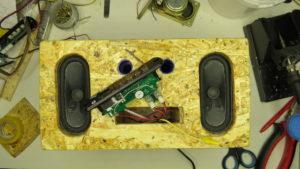 Простой MP3 USB bluetooth музыкальный центр своими руками
