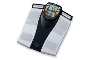 Напольные электронные весы с анализатором состава тела