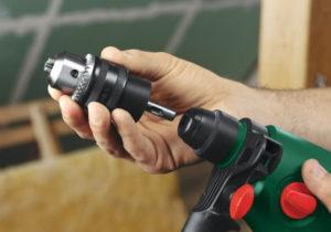 Ремонт дрели – как снять и установить сверлильный патрон