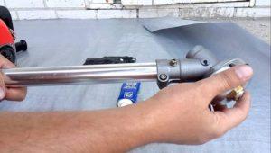 Как разобрать смазать заменить или провести ремонт редуктора триммера своими руками