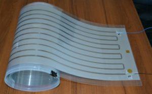 Инфракрасные пленочные обогреватели с терморегулятором