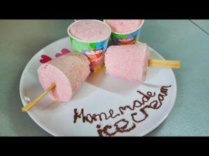 Домашнее мороженое своими руками простые рецепты