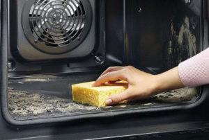 Чем отмыть духовку от старого пригоревшего жира: обзор 8 лучших способов, видео