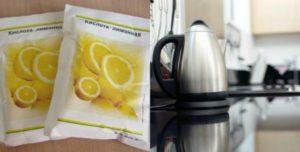 Как очистить чайник от накипи: лимонной кислотой, уксусом и другими эффективными средствами в домашних условиях