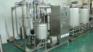 Производство стерилизованного молока путем ультравысокотемпературного нагрева с асептическим розливом