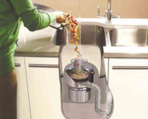 Измельчитель пищевых отходов для раковины: секреты выбора