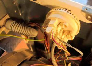Замена датчика температуры стиральной машины - Стиралкович
