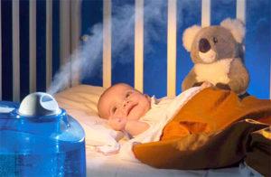 Какой увлажнитель воздуха лучше для ребенка: отзывы :