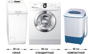 Размер имеет значение: габариты и загрузка стиральных машин