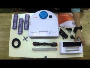 обзор Робота пылесоса Neato Botvac D85 - Ютуб видео