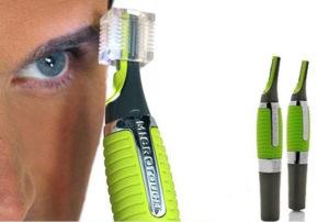 Какой купить триммер для стрижки волос в носу и ушах коррекции бровей