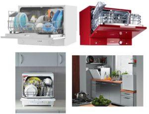 Какие бывают виды типы и классы посудомоечных машин?