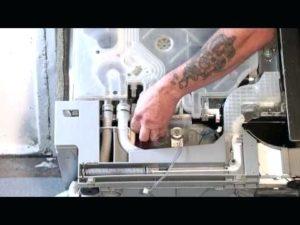 Код ошибки E24 в посудомоечной машине Bosch: значение и способы устранения
