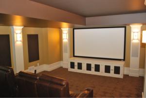 Настройка домашнего кинотеатра