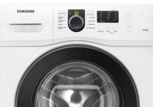 Ошибка UE в стиральных машинах от компании Samsung