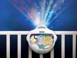 Детский ночник-проектор: для чего нужен обзор моделей