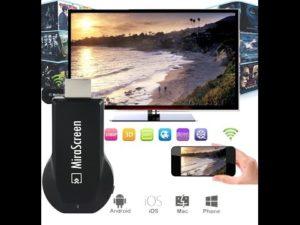 Подключение телефона Android к телевизору с помощью проводных и беспроводных технологий