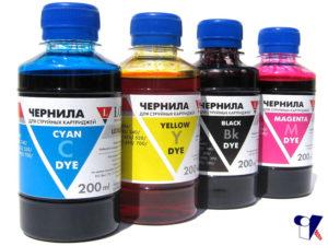 Несмотря на то, что в струйном принтере используются для печати чернила, а в лазерном - тонер, и в тех и в других картриджах за работу отвечает, содержащийся в них чип