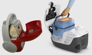 Какой пылесос лучше выбрать с мешком или с контейнером – оптимальный вариант