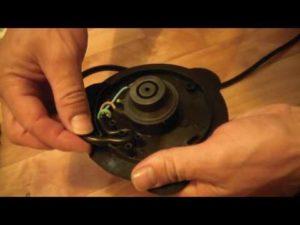 Разборка и ремонт электрочайника своими руками