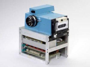Самые первые цифровые фотоаппараты в мире