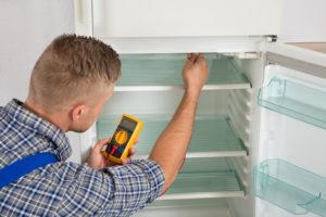 Не включается холодильник