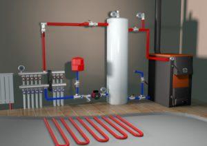 Конвекторы отопления электрические, газовые, водяные — все, что нужно знать