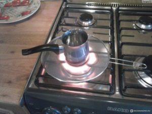 Для чего нужен рассекатель для газовой плиты: функции и применение