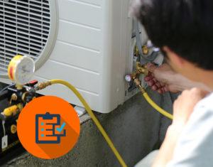 Почему кондиционер не охлаждает а дует теплым воздухом