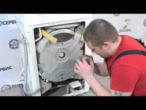 Как заменить подшипники в стиральных машинах своими руками