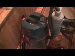 Делаем циклонный фильтр для пылесоса своими руками - Подборка отличного видео с