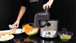 Кухонный комбайн с насадкой для нарезки кубиками - обзор моделей с функцией