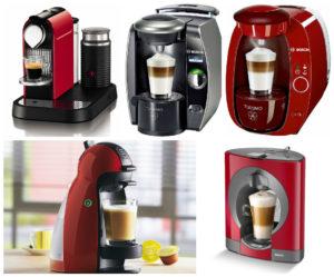 Капсульные кофемашины: как выбрать лучшую