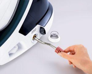 Как почистить утюг с парогенератором от накипи в домашних условиях