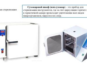 Воздушный стерилизатор или сухожаровой шкаф: где применяют как использовать чем хорош
