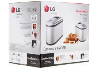 Лучшие модели хлебопечек LG и инструкция по их применению