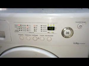Ошибка 4е стиральной машины Самсунг: что означает как устранить неисправность