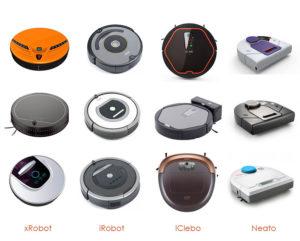 Лучшие моющие роботы-пылесосы, рейтинг 2017 года