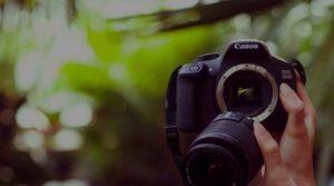 Как выбрать фотокамеру и объектив для съемки видео