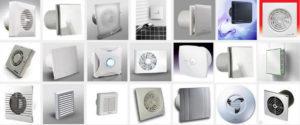 Вентилятор в ванную и туалет: как выбрать и установить
