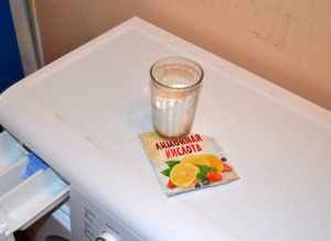 Как почистить стиральную машину лимонной кислотой: сколько сыпать грамм инструкция по очистке