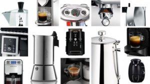 Как выбрать кофеварку для дома — полезные рекомендации
