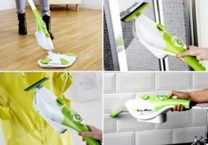 Паровая швабра: как выбрать универсальный инструмент для уборки