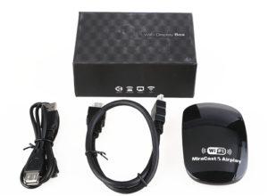 Беспроводной проектор - WiFi, WiDi, Miracast, WirelessHD