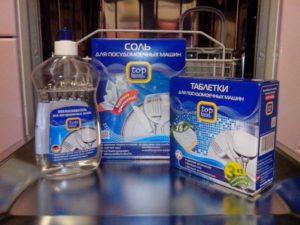 Зачем она нужна: соль для посудомоечной машины и 5 фактов о ней