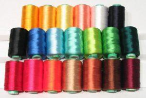 Нитки швейные, какие и для чего применять