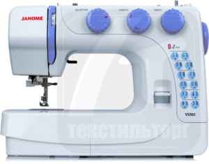 Швейные машинки японской фирмы «Janome»: обзор и рейтинг лучших моделей